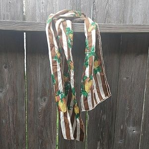 Accessories - 3/$15 Vintage scarf with strawberries